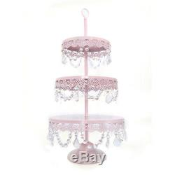 14Pcs Classical Cake Holder Crystal Cupcake Stand Versatile Cup Holder US SHIP