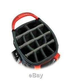2019 Brand New Callaway Fusion Zero 14 Way Stand Bag White/Black/Red FREE SHIP