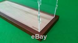 23x5x8 Acrylic Display Case Clear Show Case Stand Counter Top Ocean Liner Ships