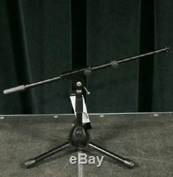 3 Pack Shure SM57 SM 57 with Mic Stands & 20' Microphone Cables Free US 48 Ship