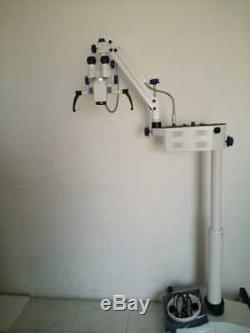 3 Step Floor Stand Surgical ENT Microscope Manual Fine Focusing -FREE SHIPPING