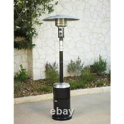 40000 BTU LPG Outdoor Heating Propane Patio Heater FREE SHIPPING