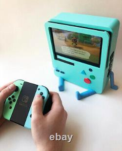 Adventure Time BMO Nintendo Switch Charging Station Dock Stand FAST SHIPPING