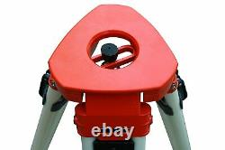 Aluminium Tripod Stand For Auto Level Double Lock For Survey Free Shipping