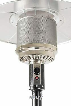 AmazonBasics 61826 Commercial Patio Heater Charcoal Gray SAME DAY SHIP