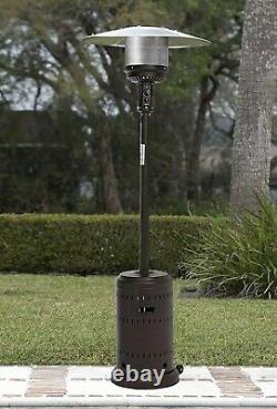 AmazonBasics 61826 Commercial Patio Heater Havana Bronze Local Pickup Only