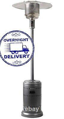 Amazon Basics Commercial, Propane 46,000 BTU, Outdoor Patio Heater OVERNITE SHIP