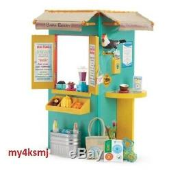 American Girl LEA's FRUIT STAND for LEA DOLL In stock SAME DAY SHIPPING