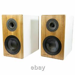 Auris Audio Poison 2 Speakers (pair) +original Stands Original Package Free Ship