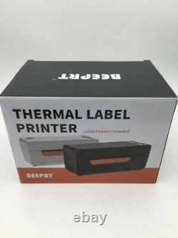 BEEPRT 4x6 High Speed Thermal Shipping Label USB And Bluetooth With Label Stand