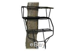 Big Game Guardian XLT 2-Person Ladder Stand Free ship Sale 30%