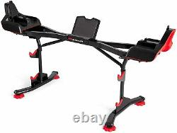 Bowflex SelectTech 2080 Barbell Stand with Media Rack FREE SHIPPING