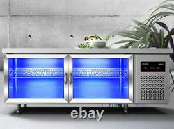 Brand New 9.8ftx5.9ft Concession Stand Food Trailer Mobile Beer Bar Ship by Sea