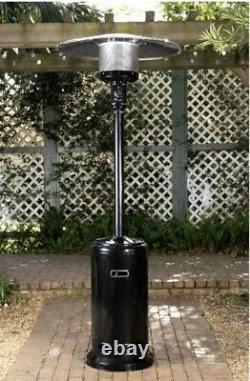 Brand New Fire Sense 46000 BTU Black Sapphire Patio Heater SHIPS TODAY