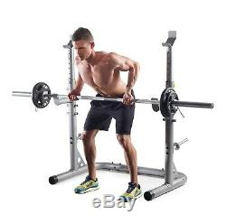 Brand New Weider XRS 20 Olympic Squat Rack/Bench Press Stand SHIPS ASAP