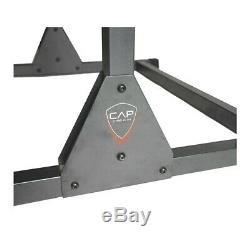 CAP Barbell Power Rack Exercise Stand. Squat Rack. Pull Up Bar. FREE SHIPPING