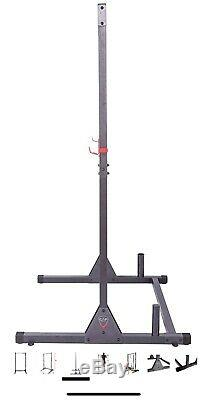 CAP Barbell Power Rack Exercise Stand. Squat Rack. Pull Up Bar. Fast SHIP