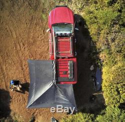 Car Awning 270 Self Standing Gray Rh Camping Overland Off Road Free Shipping