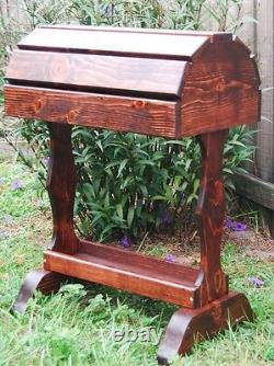 Classic Wood Saddle Stand English / Western / FREE SHIPPING