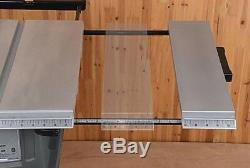 Craftsman 10 Portable Table Saw Speed with Stand Shop NEW FREE SHIPPING