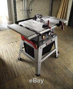 Craftsman 10 Table Saw Precision Speed Laser Trac with Metal Stand Shop FREE SHIP