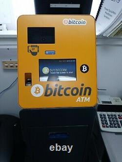Cryptocurrency ATM / W Stand (US Shipping-Chi-IL / 1 on 1 HELP / MENTOR)