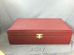 DAVY JONES Pipe Block Meerschaum-NEW W CASE&tamper&stand#127 Free Shipping