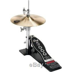 DW DWCP5500LB 5000 SERIES LOWBOY HI HAT STAND With CYMBALS Ships FREE U. S