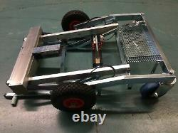 Dalmi Hookless Teamlift Electric Kart Stand $50 Flat Rate Shipping