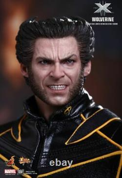 Dhl 1/6 Hot Toys Mms187 Marvel X-men The Last Stand Wolverine Logan Figure