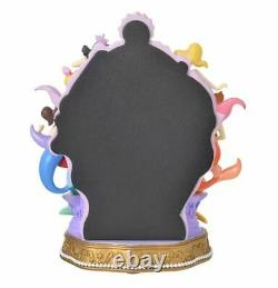 Disney Store Japan The Little Mermaid 7 Sisters Mirror Stand (USA SHIPPED)