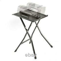 FAST SHIP NEW PowerBlock LARGE COMPACT Stand Black 600-00140-00 dumbbell pro