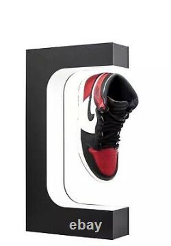 Floating Shoe Display Levitating Sneaker Stand BLACK Free Shipping