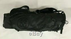 G/Fore Transporter II Golf Stand Bag Onyx/Black New 2020 Free Shipping