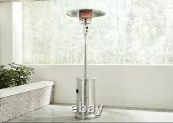 Garden Treasures (Style Selections) 48000 BTU Propane Patio Heater FREE SHIP