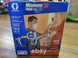 Graco Magnum X5 True Airless Paint Sprayer New In Box Free Shipping