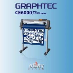 Graphtec CE6000-60 PLUS 24 Cutter with Stand FREE SHIPPING