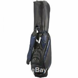 HONMA Golf CB1914 Caddy Bag Black Navy Men's New from Japan Shipping