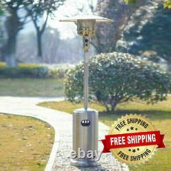 Hampton Bay 48000 BTU LPG Outdoor Heating Propane Patio Heater FREE SHIPPING