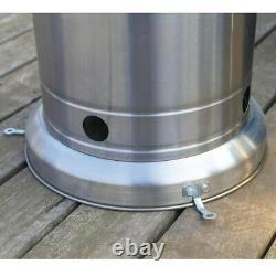 Hampton Bay 48000 BTU Outdoor Heating Propane Patio Heater FREE SHIPPING