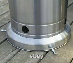 Hampton Bay Outdoor Gas Patio Heater 48,000 BTU FREE SAME DAY SHIPPING