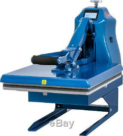 Hix Heat Press HT600 16x20 with Splitter Stand! USA MADE FREE SHIPPING