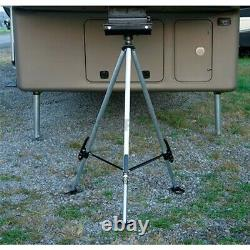 Husky 76942 Fifth Wheel Stabilizer Jack Stand 33-55 Height New Free Shipping