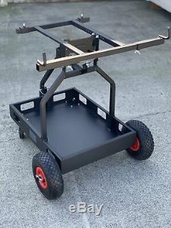 IM One Man Kart Stand Black $50 Flat Rate Shipping