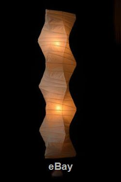 ISAMU NOGUCHI AKARI 33N + ST2 Floor Lamp with stand Free Shipping from Japan