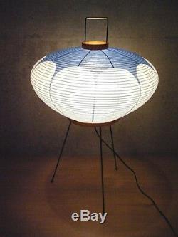 ISAMU NOGUCHI AKARI 9AD Stand Light Lamp Genuine Japan Import New Free Shipping