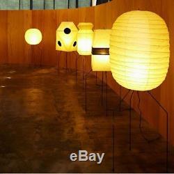 ISAMU NOGUCHI AKARI AKARI UF3-DL Stand Light, Lamp -Free Shipping from Japan