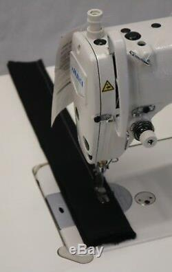 JUKI DDL-8700 Sewing Machine with Servo Motor, Stand & LED LAMP FREE SHIPPING