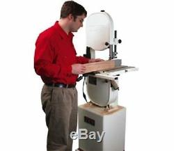 Jet 14 708115K Closed Stand Bandsaw, 1HP, 1Ph, 115/230V-Free Shipping