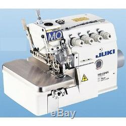 Juki MO6816S 5 Thread Overclock WITH STAND, MOTOR, COMPLETE SET FREE SHIPPING